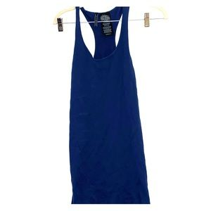 Navy blue, Guess short dress